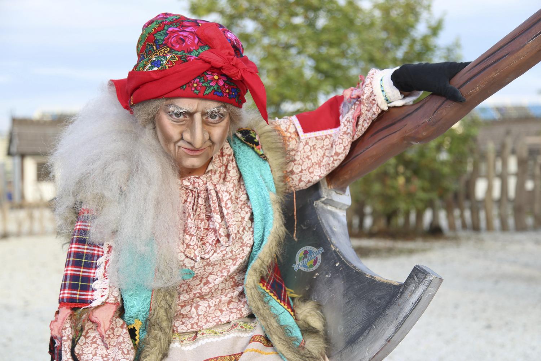 День рождения бабы Яги или Хэллоуин по-русски
